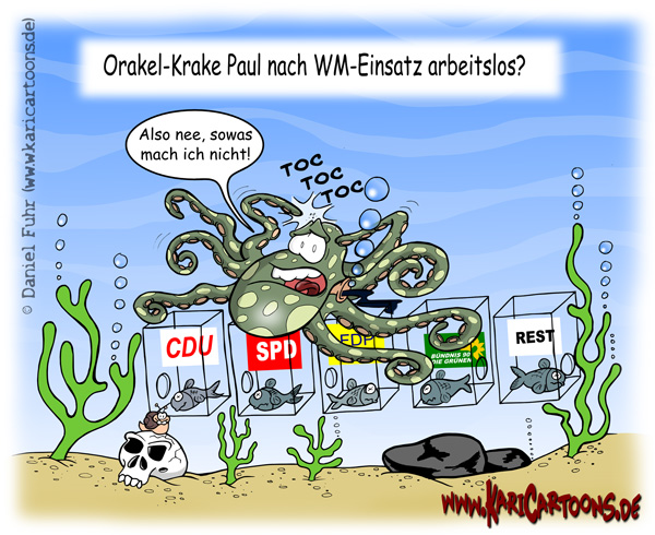 Paul Die Krake