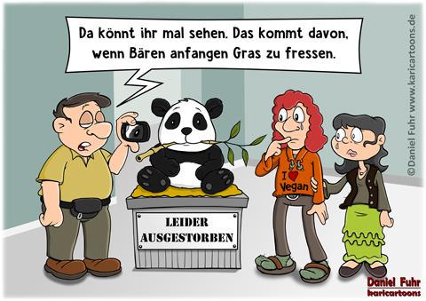 Bambus Cartoons Karikaturen Illustrationen Von Daniel Fuhr